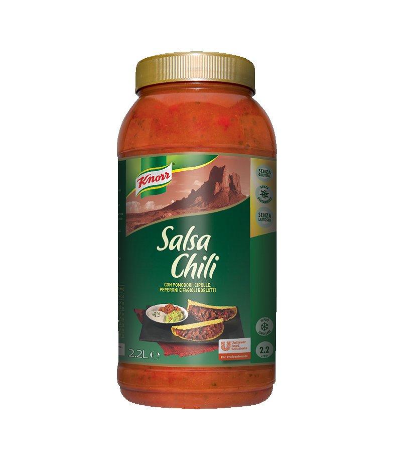 Knorr Salsa Chili 2,2 Lt