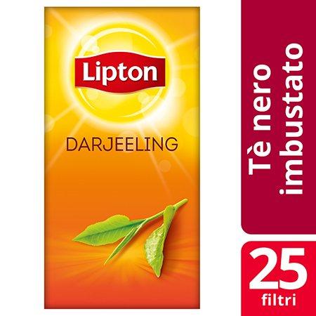 Lipton Darjeeling Black Tea 25 Filtri -