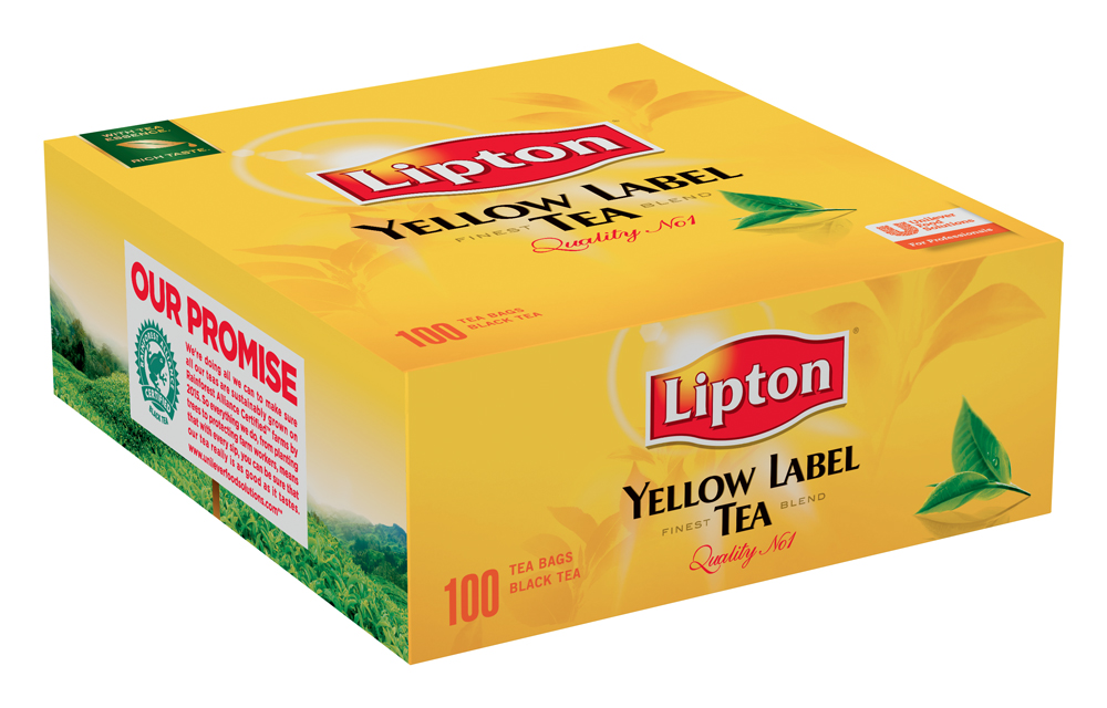 Lipton Yellow Label Service