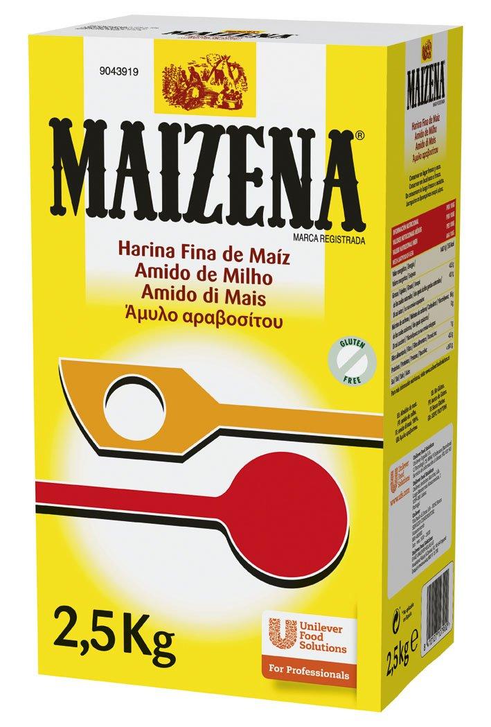 Maizena Amido di mais 2,5 Kg