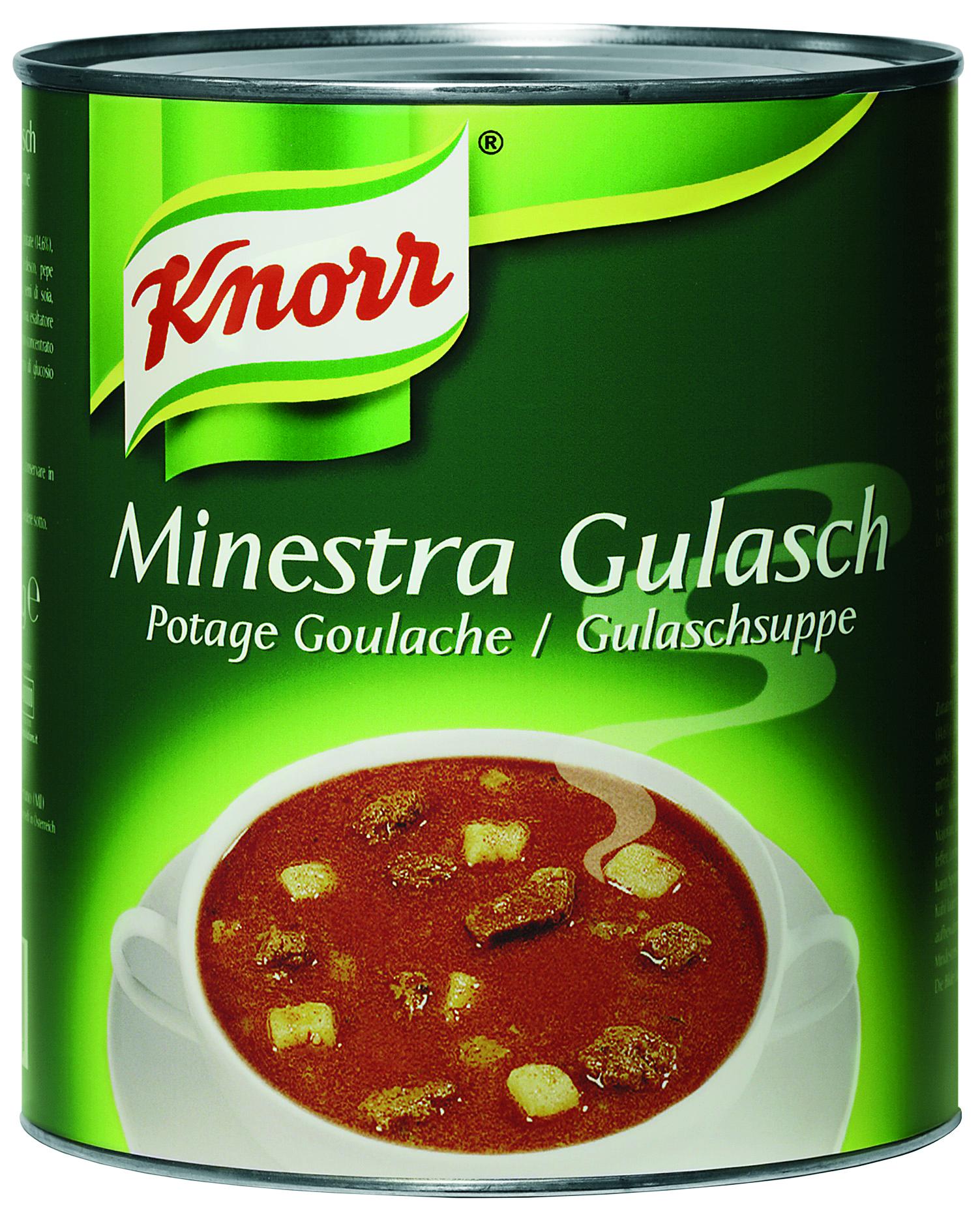 Minestra Gulasch