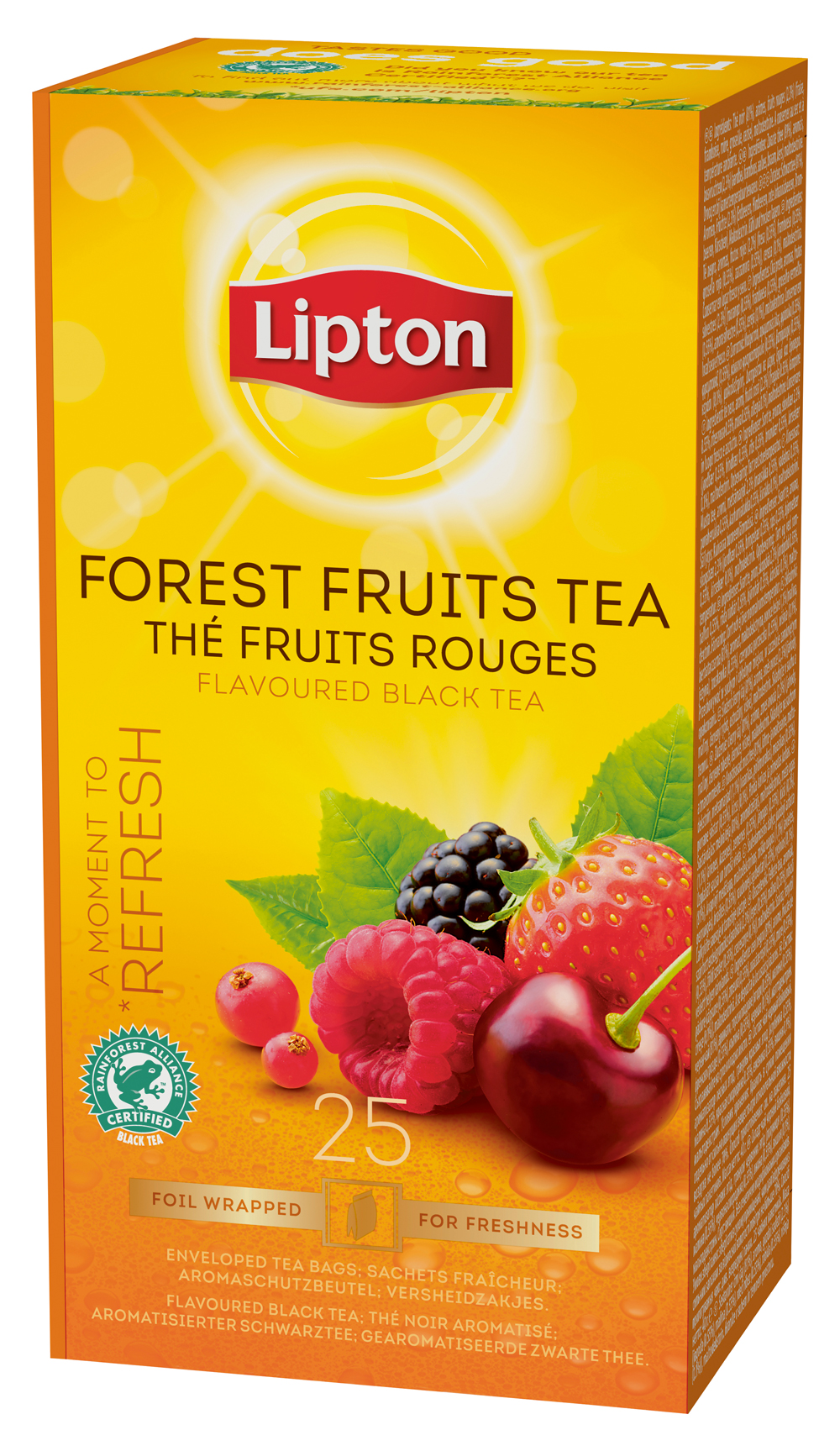 Tè Frutti di Bosco