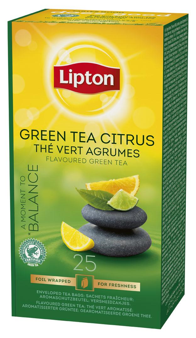 Tè verde agli agrumi