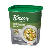Knorr Brodo Verdure Granulare Senza Glutine 1 Kg