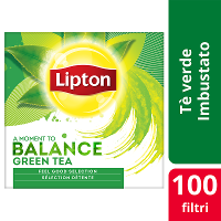 Lipton Green Tea 100 filter