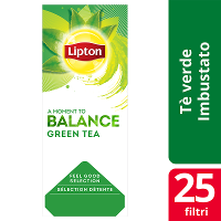 Lipton Green Tea 25 Filtri