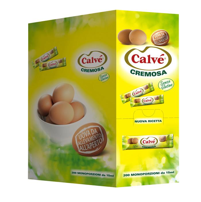 Calvé Maionese Monodose 200x15 ml