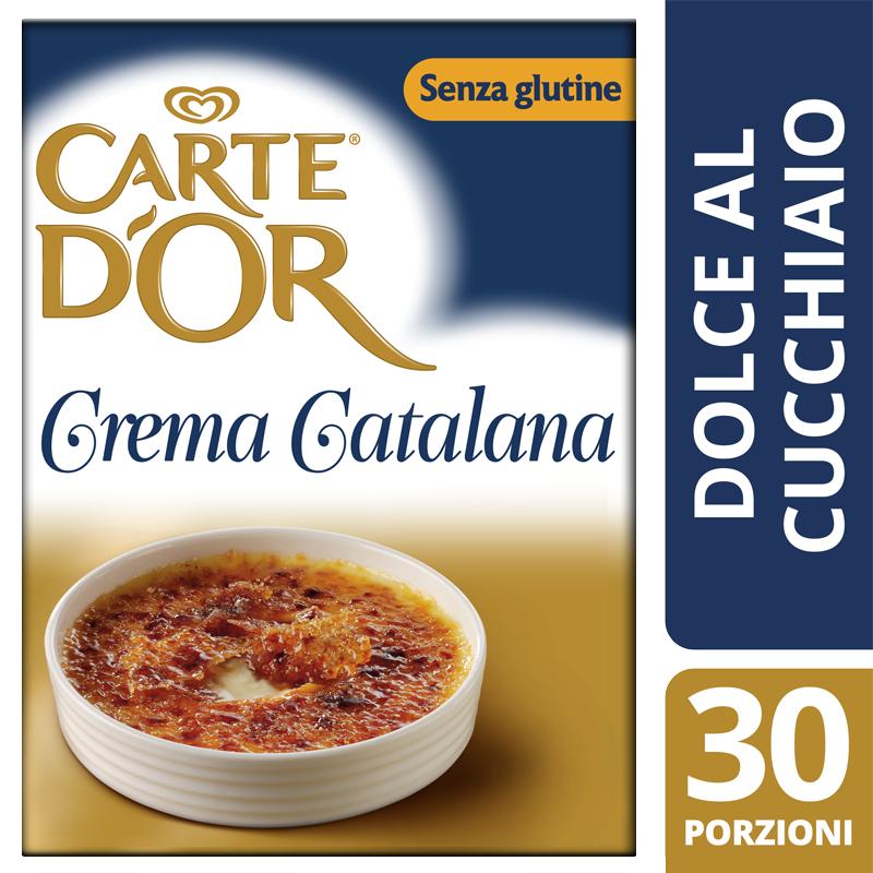 Carte d'Or preparato in polvere per Crema Catalana 516 Gr