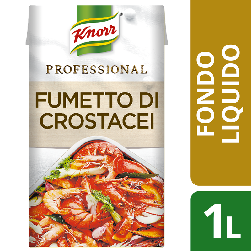 Fumetto di Crostacei Knorr Professional