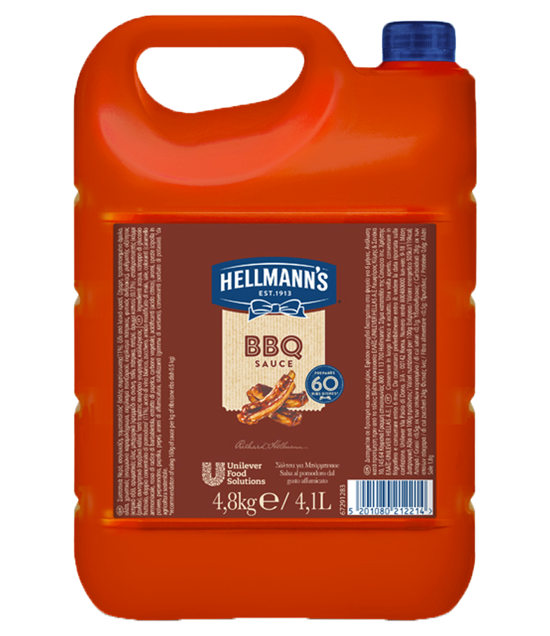 Hellmann's Barbecue sauce 4,8 Kg