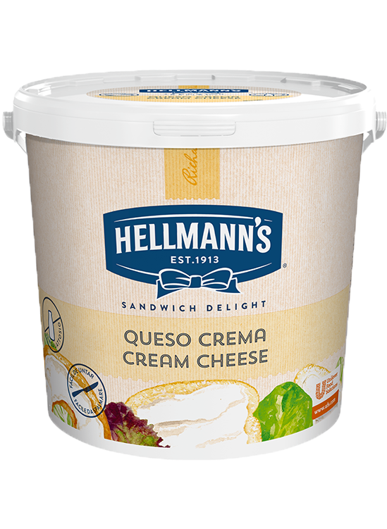 Hellmann's Cream Cheese 1,5 Kg