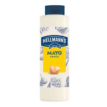 Hellmann's mayo sauce 850ml - La gamma Street Food unisce la qualità delle salse Hellmann's alla versatilità del formato per foodservice.