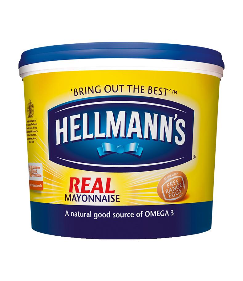 Hellmann's Real Mayonnaise 5 LT