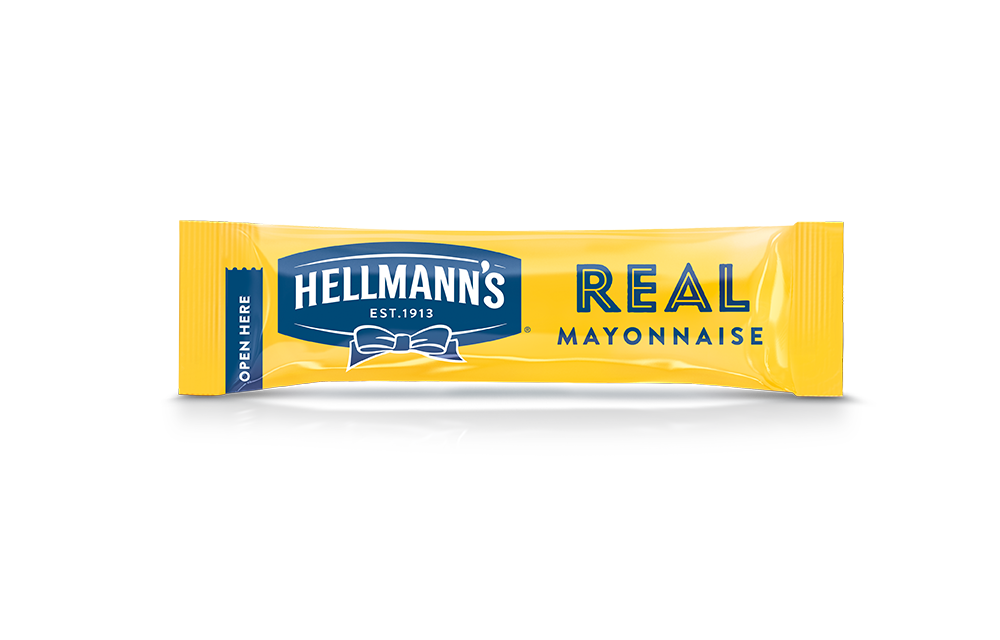 Hellmann's Real Mayonnaise Monodose 10 ml