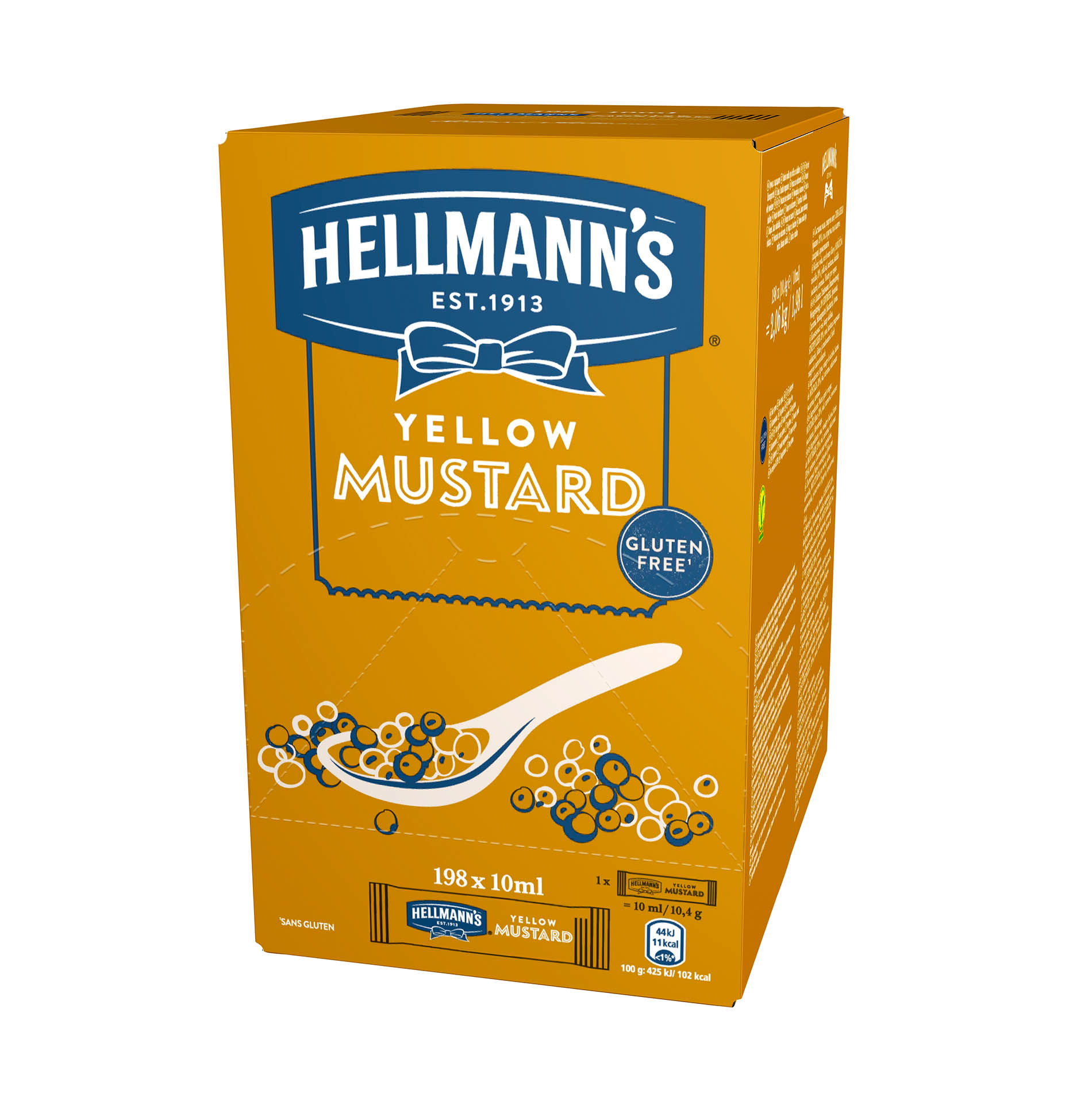 Hellmann's Yellow Mustard