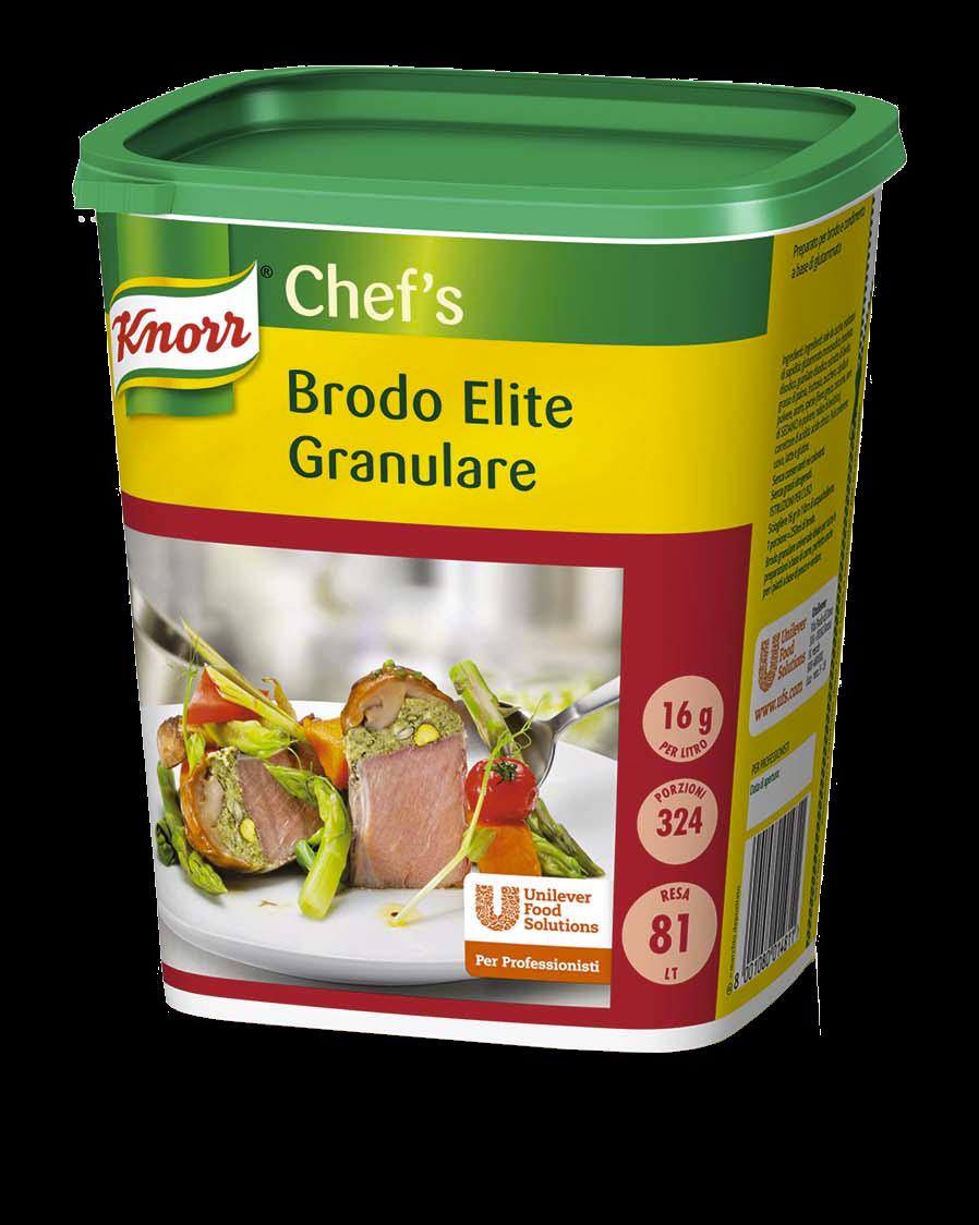 Knorr Brodo Elite Granulare 1,3 Kg