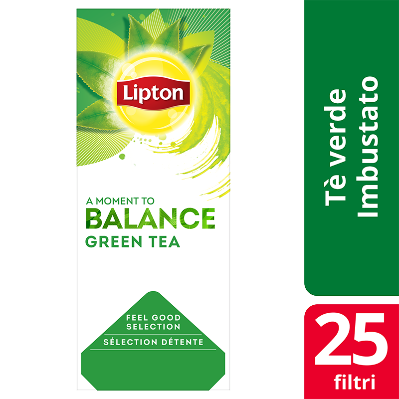 Lipton Green Tea 25 Filtri  -