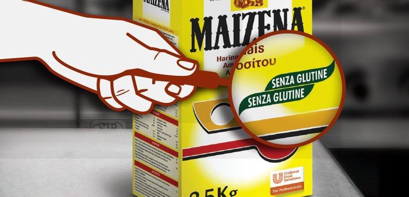 Maizena Amido di mais 700 Gr  - Per ricette dolci e salate senza glutine.
