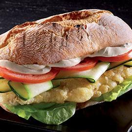 Tempura Sandwich