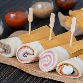Tramezzini rolls