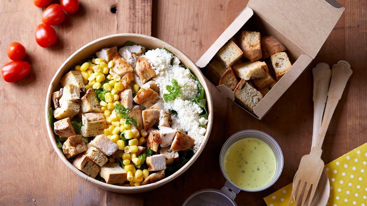Caesar Salad – Ricetta