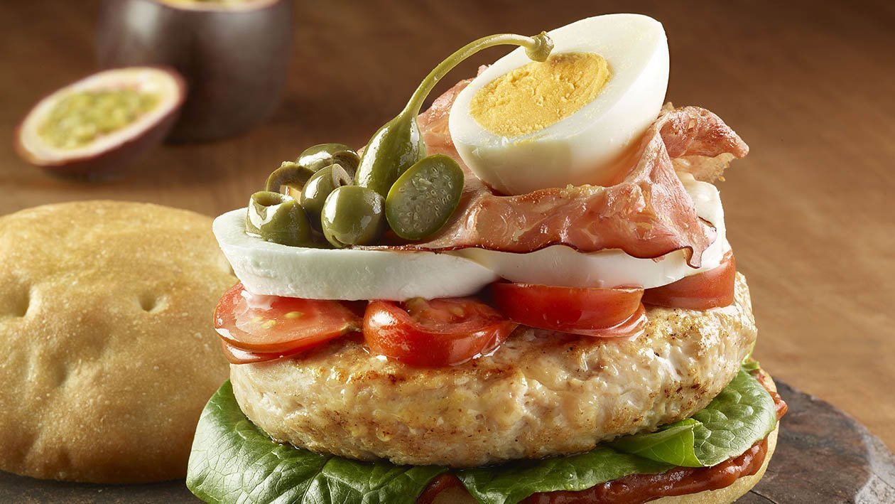 central park burger – Ricetta