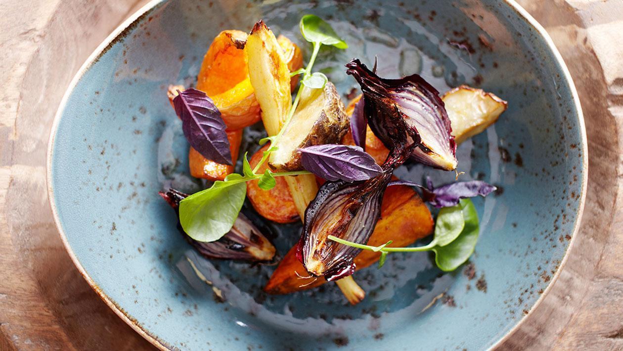 Composta di verdure di stagione al forno – Ricetta