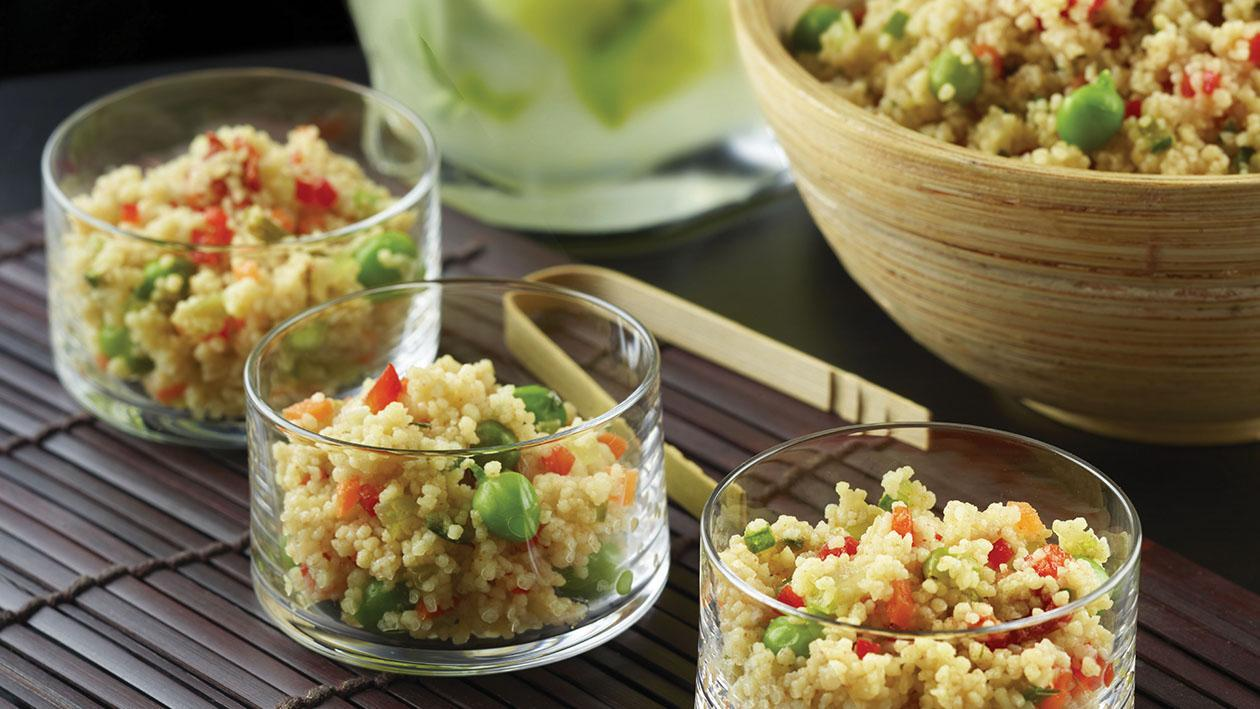 Cous Cous alle verdure – Ricetta