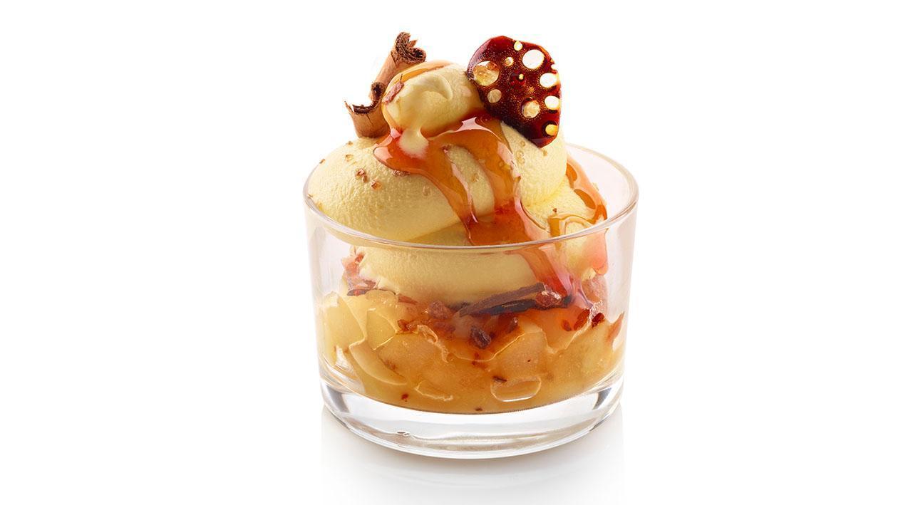 Crema catalana pera e cannella – Ricetta