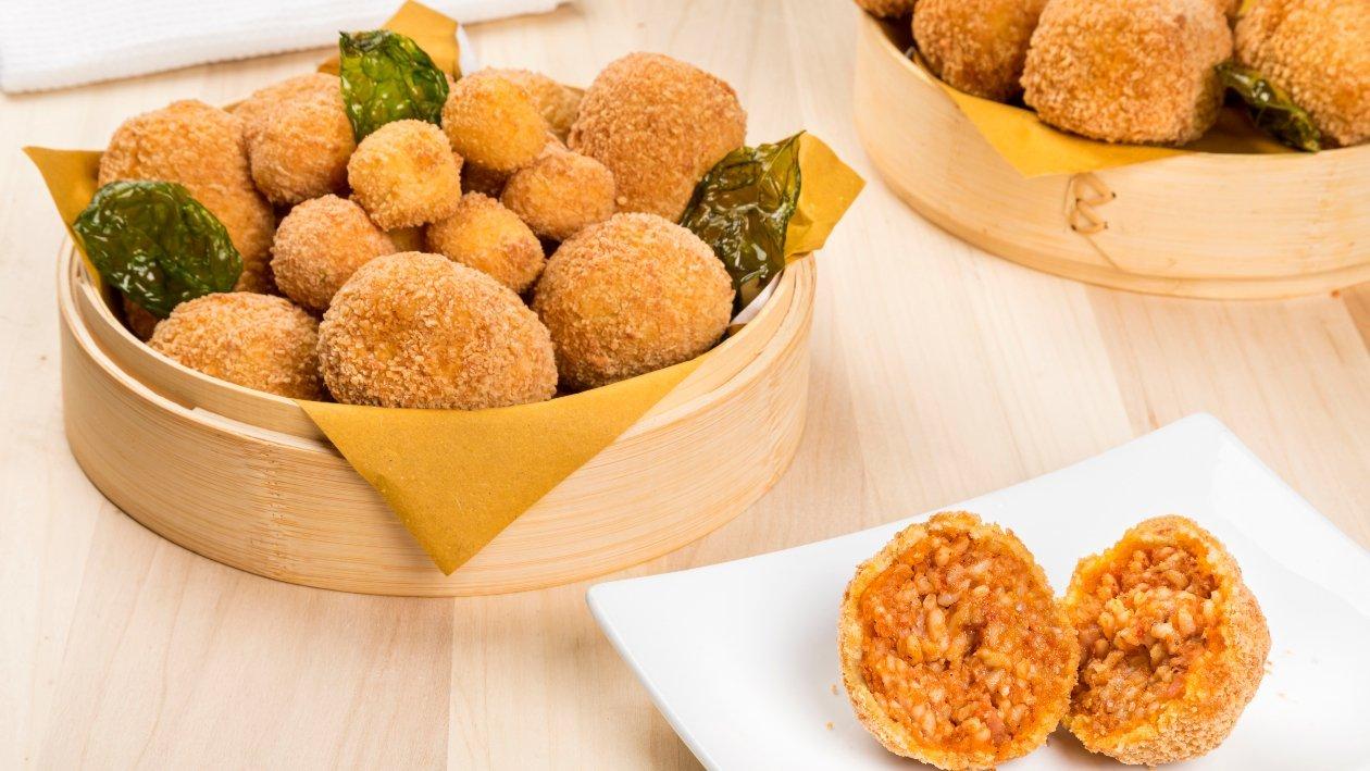 Fritto all'italiana con crocchette, arancini, supplì e mozzarella in carrozza – Ricetta