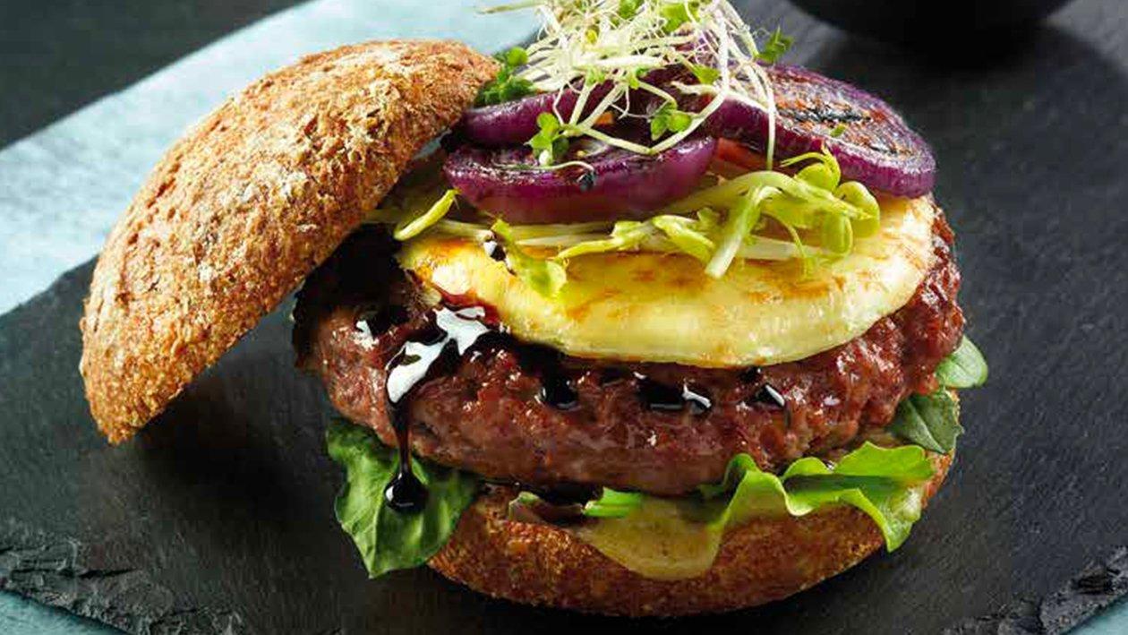 harlem burger – Ricetta