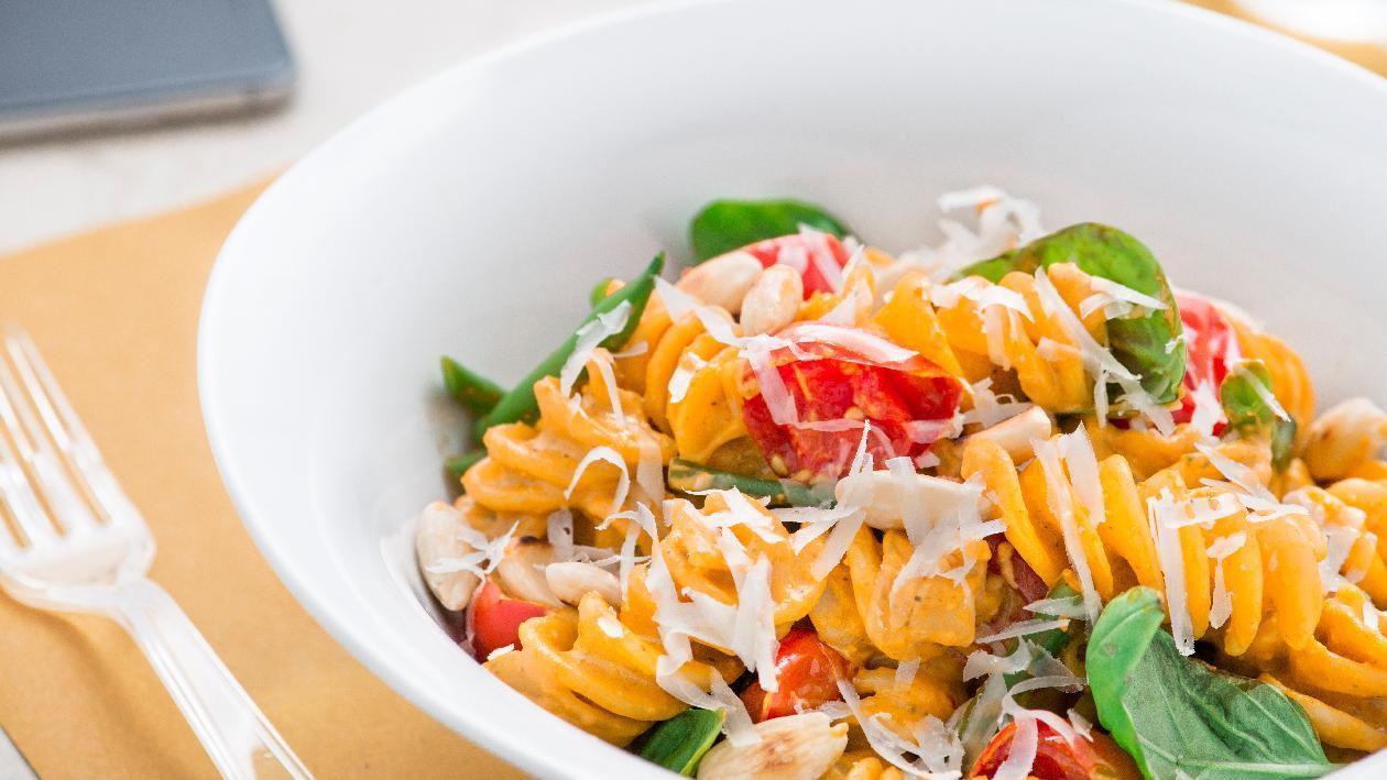 Insalata di pasta con pesto alla siciliana – Ricetta