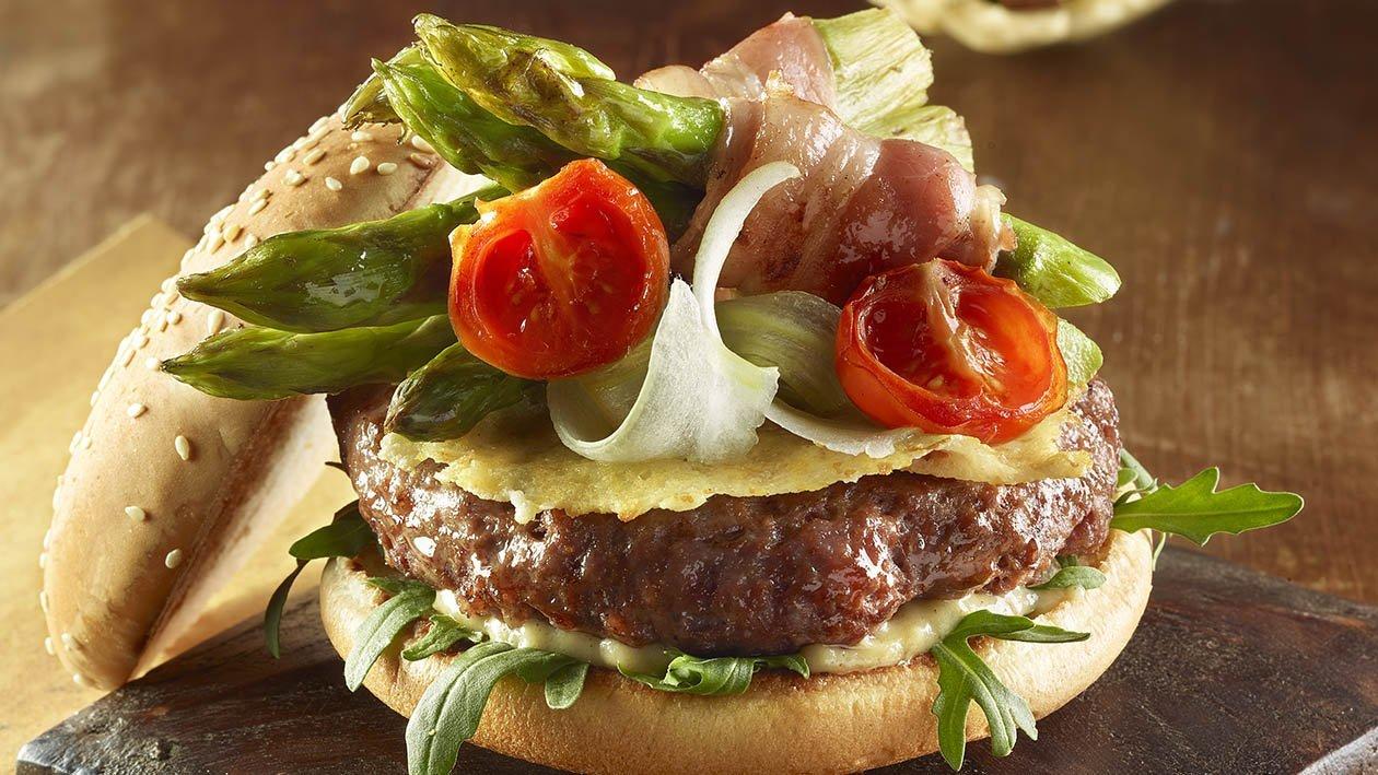 little italy burger – Ricetta