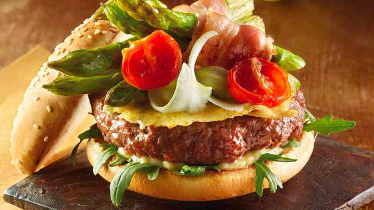midtown burger – Ricetta