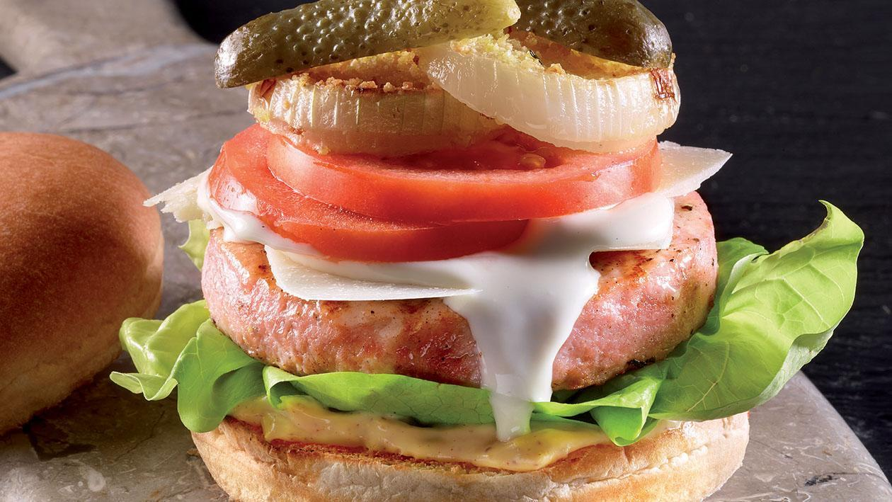 Moscow Burger – Ricetta