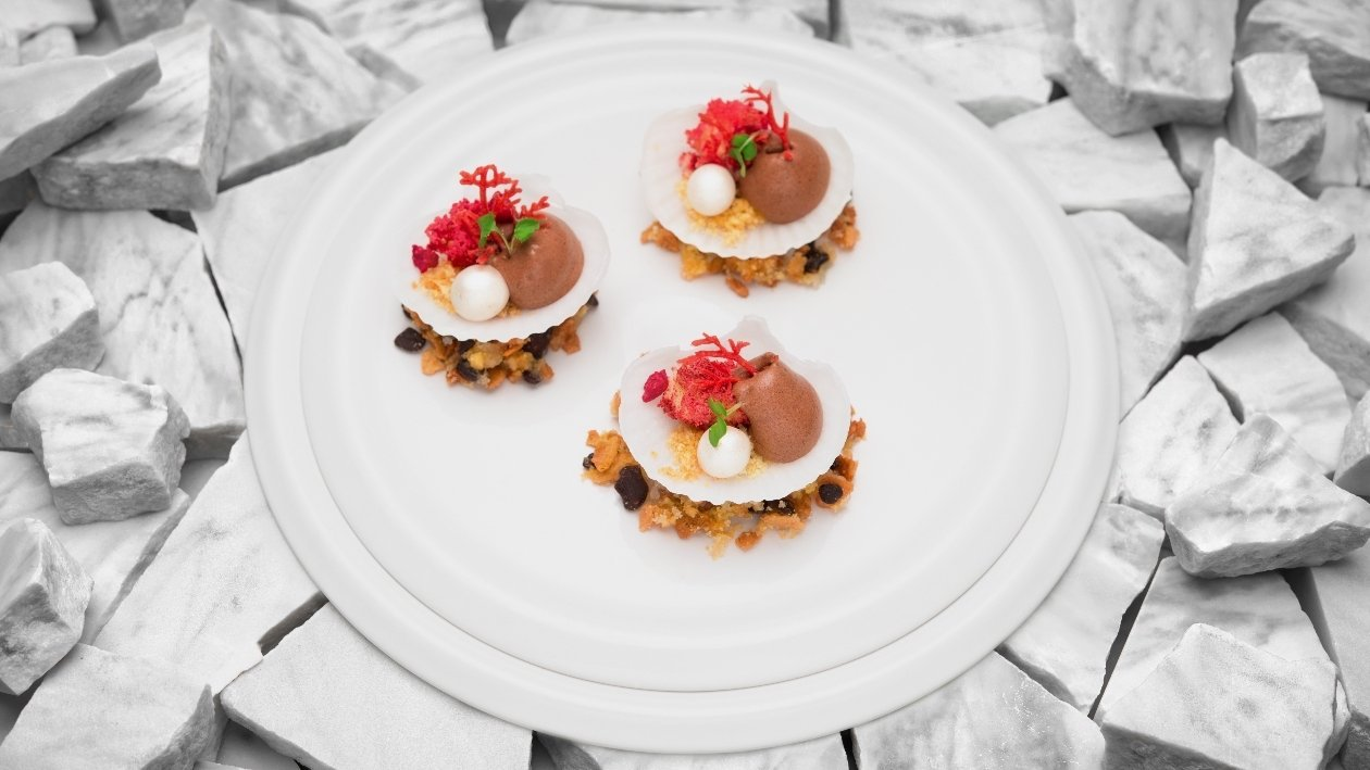 Mousse al cioccolato Dolce Perla – Ricetta
