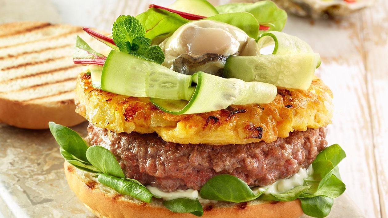 Queens Burger – Ricetta