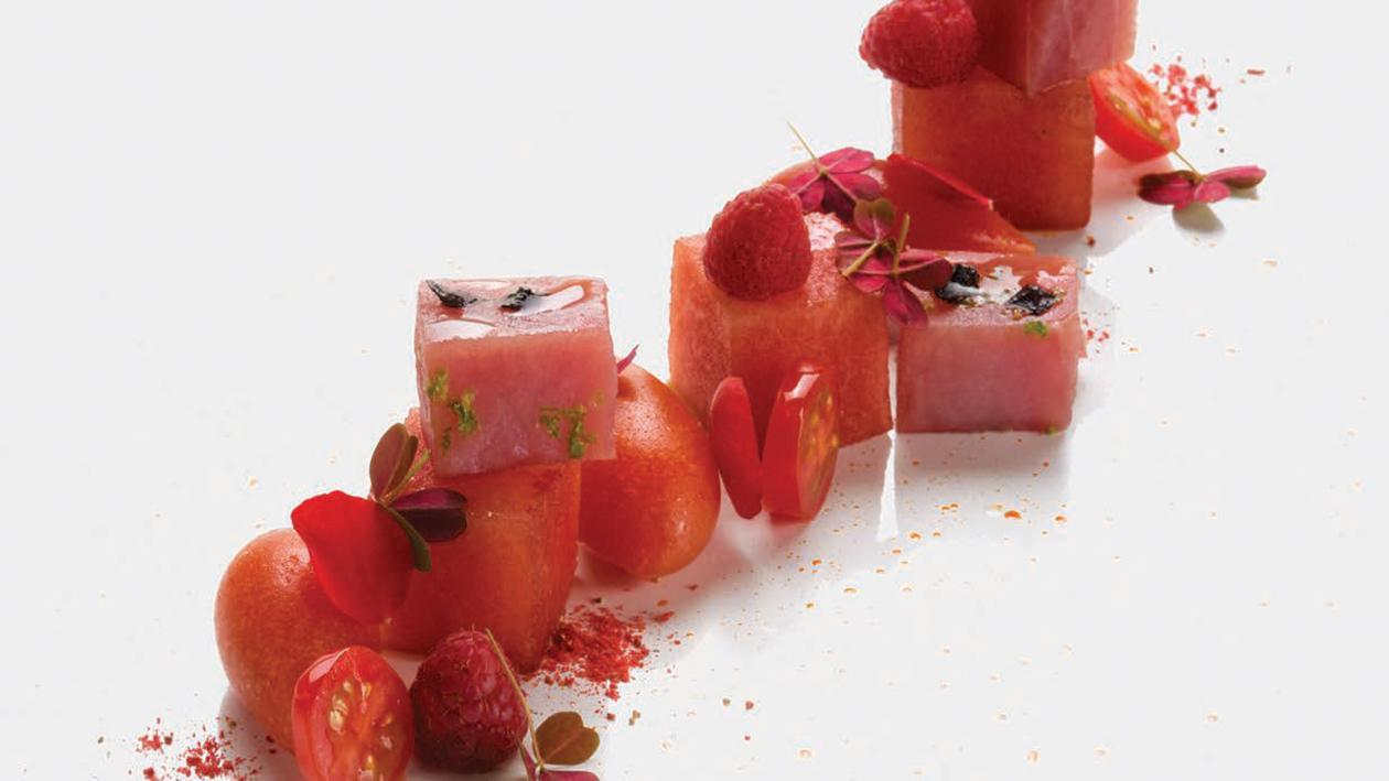 Red Passion – Ricetta