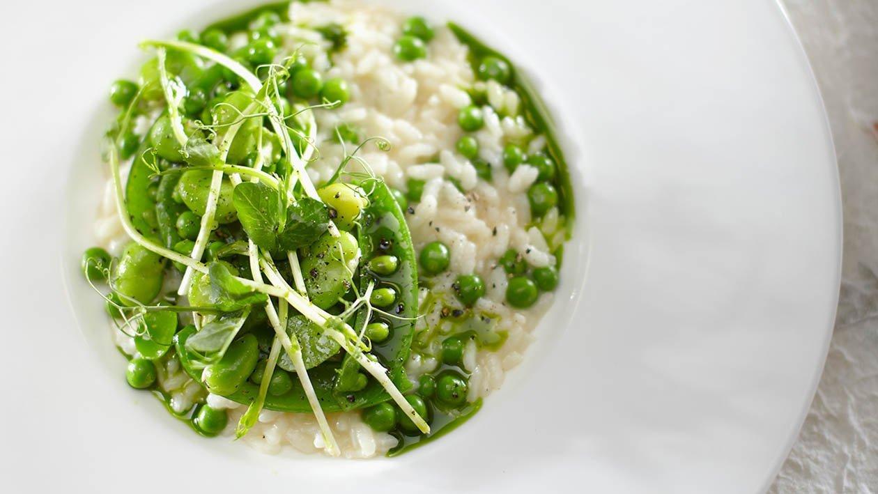 """riso con verdure """"solo verdi"""" – Ricetta"""