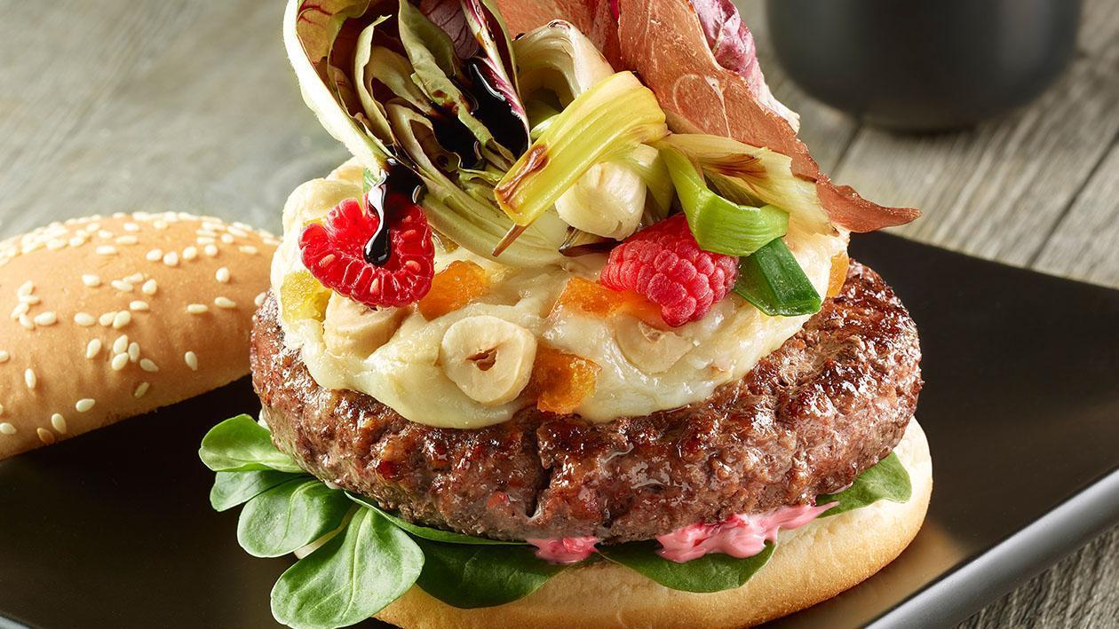 Times Square Burger – Ricetta