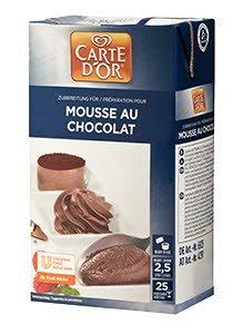 Carte d'Or Šokoladinių putėsių ruošinys 1 L