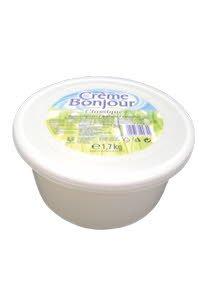Crème Bonjour Classique Tepamas Kremas 1,7 kg