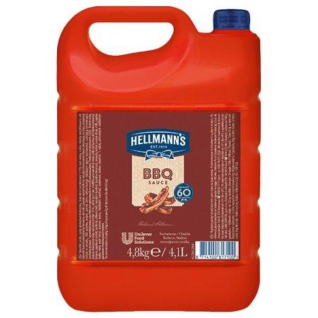 Hellmann's Barbecue padažas 4,8 kg -