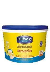 Hellmann's Majonezas Dekoravimui 78% 3l