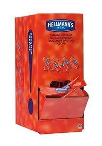 Hellmann's Pomidorų kečupas 15 ml x 200 vnt. -