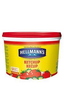 Hellmann's Pomidorų kečupas 5 kg