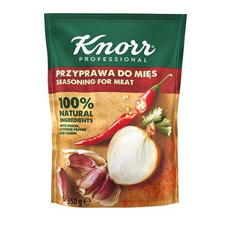 Knorr 100% Natural prieskoniai mėsai 350g -