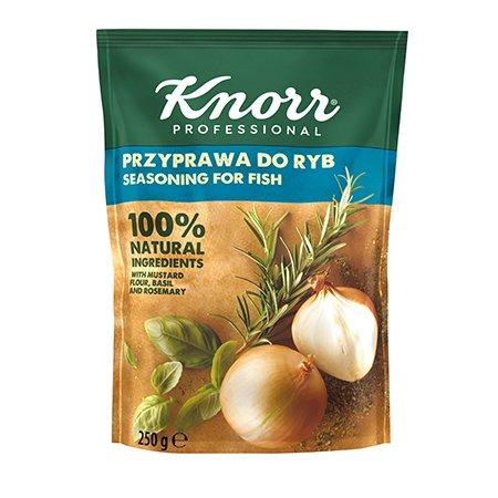 Knorr 100% Natural prieskoniai žuviai 250g -