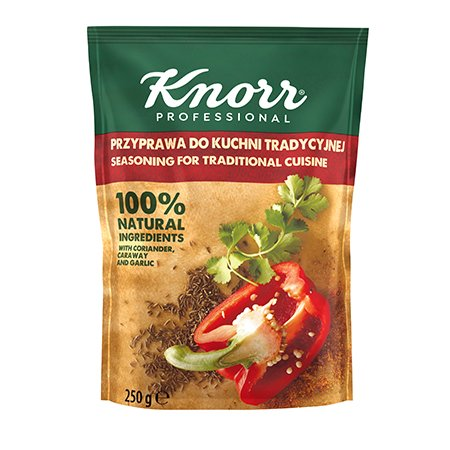 Knorr 100% Natural tradiciniai prieskoniai 250g -