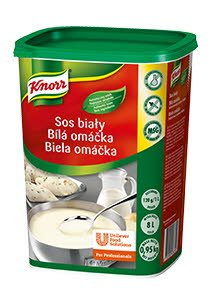 Knorr Baltasis Padažas 0,95 kg -